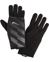 Nike - Gants de running Flash Quilted pour - Lyst