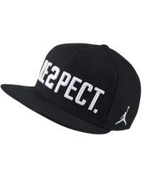Lyst - Nike College L91 (michigan) Adjustable Hat 8d37002f6d57