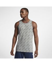 "Nike - Dri-fit ""give Me The Ball"" Men's Basketball Tank - Lyst"
