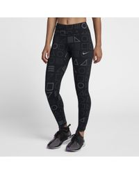 Nike - Epic Lux Flash Tight - Lyst