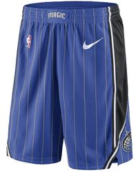 Nike - Orlando Magic Icon Edition Swingman Men's Nba Shorts - Lyst