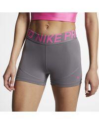 Nike - Pro Shorts 3 - Lyst
