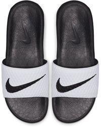Nike - Benassi Solarsoft 2 Slide - Lyst