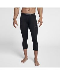 711637a358ed9 Nike - Jordan Dri-fit 23 Alpha 3/4 Training Tights - Lyst