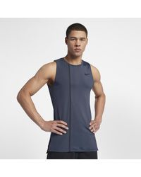 Nike - Pro Fitted Men's Training Tank - Lyst