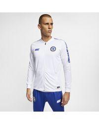 Nike - Chelsea FC Dri-FIT Squad Herrenfußballjacke - Lyst