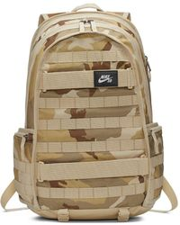 c637feb4469b Nike - Sb Rpm Camo Skate Backpack - Lyst