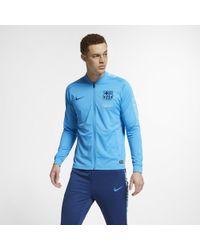 Nike - FC Barcelona Dri-FIT Squad Fußball-Trainingsanzug für Herren - Lyst