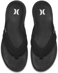 Nike - Hurley Phantom Free Motion Herrensandale - Lyst
