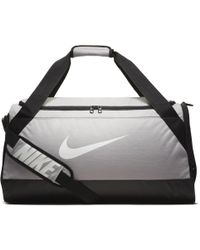 632f4b29ca Nike - Brasilia (medium) Training Duffel Bag (grey) - Clearance Sale -