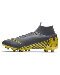 deb6ada14a7 Nike - Mercurial Superfly Vi Pro Ag-pro Artificial-grass Football Boot -  Lyst