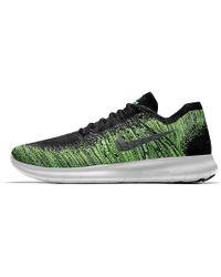 Nike - Free Rn Flyknit 2017 Id Men's Running Shoe - Lyst