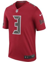 Nike - Nfl Tampa Bay Buccaneers Color Rush Legend (jameis Winston) Men s  Football Jersey d88df6ba3