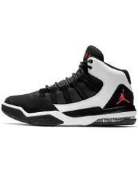 ef6dc7c38445bb Nike Jordan Max Aura Casual Trainers in Black for Men - Lyst