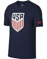 Nike - U.s. Crest Men's T-shirt - Lyst