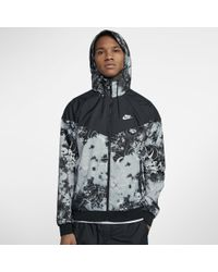 f4855166adb6 Lyst - Nike Sportswear Parka Men s Down Jacket in Black for Men
