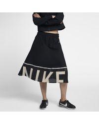 Nike - Sportswear Mesh Women's Skirt - Lyst