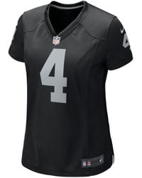 e4c9bc62e9f Nike - Nfl Oakland Raiders (charles Woodson) Women's Football Home Game  Jersey - Lyst