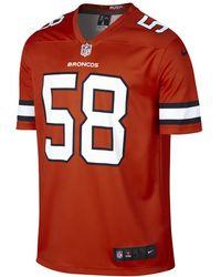 8a3722b90 Nike - Nfl Denver Broncos Color Rush Legend (von Miller) Men s Football  Jersey -
