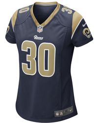 Nike - Nfl Los Angeles Rams Game Jersey (todd Gurley) Women s Football  Jersey - 729af495c