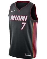 b2e97bd57 Nike - Goran Dragic Icon Edition Swingman (miami Heat) Nba Connected Jersey  - Lyst