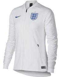 3c27cedab70cb0 Nike - England Anthem Football Jacket - Lyst