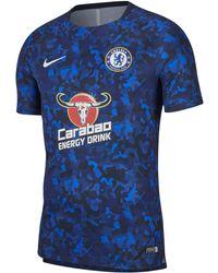 Nike - Chelsea FC Dri-FIT Squad Herren-Fußballoberteil - Lyst