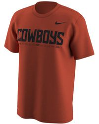 Nike - Dry College Legend (oklahoma State) Men's T-shirt - Lyst
