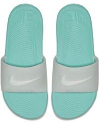 1a46cc6f8 Nike - Kawa Women's Slide Sandal - Lyst
