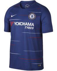 Nike - 2018/19 Chelsea Fc Vapor Match Home Men's Soccer Jersey - Lyst