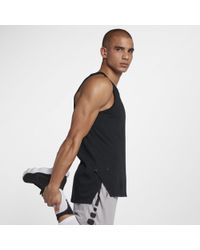 Nike - Haut de basketball sans manches Breathe Elite pour Homme - Lyst