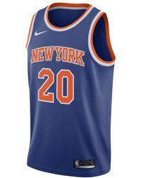 9392b232 adidas Men's Amar'e Stoudemire New York Knicks Swingman Jersey in White for  Men - Lyst