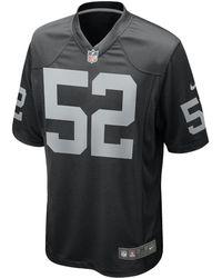 new style 249cd 29ea7 Lyst - Nike Nfl Oakland Raiders (charles Woodson) Men's ...