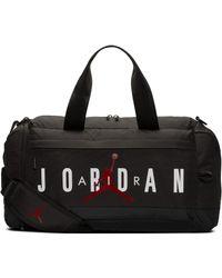 14b9b54140 Nike - Jordan Jumpman Air Duffel Bag - Lyst