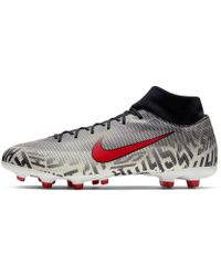 check out a039a f4456 Nike - Mercurial Superfly Vi Academy Neymar Multi-ground Soccer Cleat - Lyst
