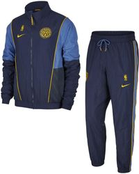 Nike - Golden State Warriors NBA-Trainingsanzug für Herren - Lyst