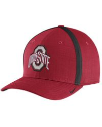 ed8e6296142 Nike - College Aerobill Sideline Coaches (ohio State) Adjustable Hat (red) -