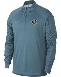 Nike - Chelsea FC Shield Squad Drill-Fußballoberteil für Herren - Lyst