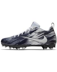 a2bff0410abce6 Lyst - Nike Vapor Varsity Low Td Men s Football Cleat in Metallic ...