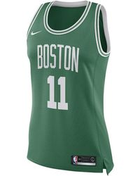 Nike - Kyrie Irving Icon Edition Swingman Jersey (boston Celtics) Women's Nba Connected Jersey - Lyst