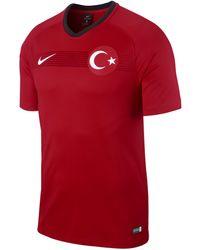 Nike - Maillot de football 2018 Turkey Stadium Home/Away pour Homme - Lyst