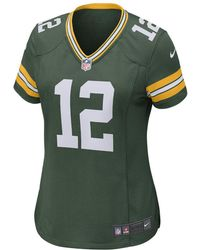 Nike - Nfl Green Bay Packers (aaron Rodgers) Women s Football Home Game  Jersey - b3534ae55