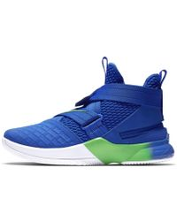 f6e2665cd87 Nike Lebron Soldier Xi Flyease (extra-wide) Basketball Shoe in Red ...