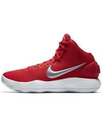 e182b04ba0bd Nike - Hyperdunk 2017 (team) Women s Basketball Shoe - Lyst