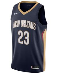 df744a6f294 Nike - Anthony Davis (nba) Icon Edition Swingman Jersey (new Orleans  Pelicans)