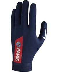Nike - HyperWarm Paris Saint-Germain Academy Fußballhandschuhe - Lyst