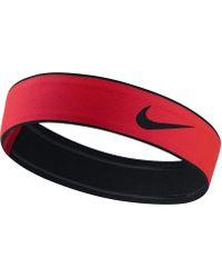 Nike - Pro Swoosh 2.0 Headband - Lyst