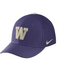 Nike - College Classic 99 Swoosh Flex (washington) Fitted Hat - Lyst