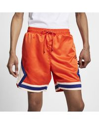 ed84e2c4c4c Nike Sportswear Last Shot Diamond Men's Shorts, By Nike in Yellow ...