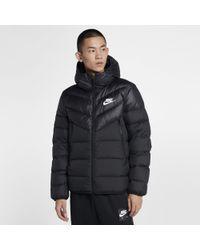 7f82fe477957 Nike Sportswear Tech Fleece Grey Windrunner Jacket - Mens Xl in Gray ...